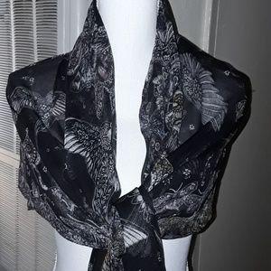 Alexander McQueen large scarf